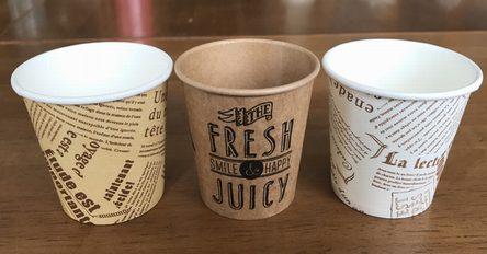 ホウ酸団子を入れるカップ