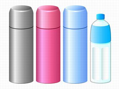 水筒のお手入れ方法